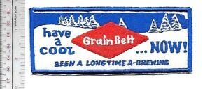 Beer Brewery Grain Belt Beer Have a Cool Grain Belt-Now! 1962 Promo Advertizing