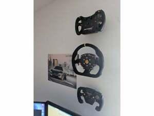 Fanatec Quick Release (QR) Steering Wheel Wall Holder / Mount