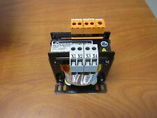 F10050-16 1 PH Transformer 50 VA 50/60 Hz Input: 120/240V Output: 12/24V