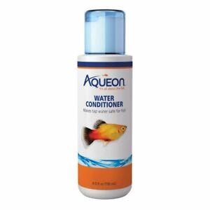 Aqueon Aquarium Water Conditioner Bottle, 4 oz