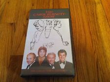 THE CAROL BURNETT SHOW Collector's Edition VHS New BETTY WHITE Roddy McDowall