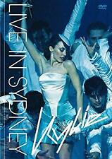 Kylie Minogue: Live In Sydney [DVD], , Used; Good DVD