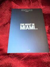 One Night In MiamiFYC DVD Full AMAZON Film Regina King Promo Screener Odom Jr.