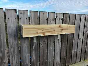 Tanalised Wooden Garden Planter, Wood Window Box, Handmade Patio Planter trough