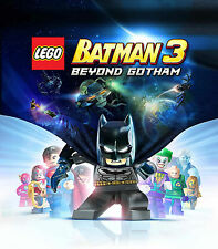 PS3 LEGO BATMAN 3 : BEYOND GOTHAM + BATMAN OF THE FUTURE DLC (EU)