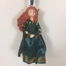 Disney Store Sketchbook Princess Merida Ornament 2017