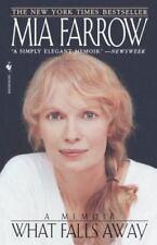 What Falls Away: A MEMOIR by MIA FARROW (PAPER BACK 1997) NEW