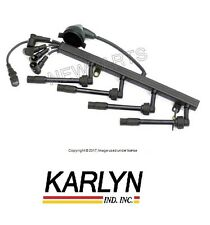 For BMW E30 M3 1988-1991 Ignition Spark Plug Wire Set OEM KARLYN-STI 12121311735