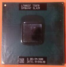 Intel Dual Core SLAZR T5870 2.0Ghz 2M 800Mhz LF80537