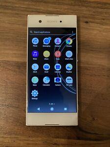 Sony Xperia XA1 G3121 32GB White Unlock 32GB Used Condition