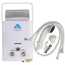 6L LPG Propane Gas Durchlauferhitzer Instant Boiler Heizthermen warmwasserspeich
