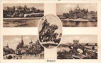 B36141 Budapest multi views   hungary