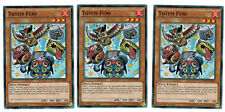 3 x Totem Five mp17-de088, Common, Mint, Playset