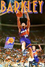 1993 Charles Barkley Phoenix Suns Original Starline Poster OOP