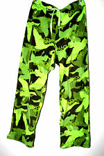 Duck Dynasty Sleep Pant  Green  Camouflage  XL