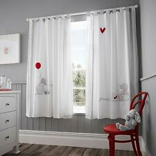 Izziwotnot Humphrey's Corner Sketchbook Nursery Curtains
