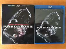 Predators (Blu-ray Disc, 2010, 2-Disc Set, Includes Digital Copy)