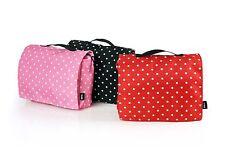 poupées-sacs à langer Brio Noir avec pois blancs 24890590 Sac à couches poupée