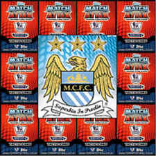 Premier League Manchester City Football Trading Cards & Stickers (2014-2015 Season