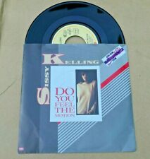 Sissy Kelling - Do you feel the Motion - Single 7''