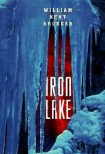 Cork O'Connor: Iron Lake No. 1 by William Kent Krueger (1998, Hardcover)