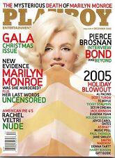 US-Playboy 12/2005   Rachel Veltri & Christine Smith   Dezember/2005