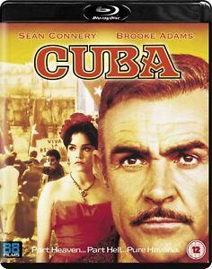 CUBA (1979) blu-ray 88 films richard lester connery sarandon + slipcase BLU