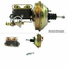 "1962-67 Chevy II/Nova 3 Bolt FW Mount Pwr 9"" Single Brake Booster Kit Drum/Drum"