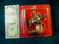 MIP Del Prado Tin Lead Toy Soldier 1:32 Trooper Bavaria Light Horse Cavalry 1792