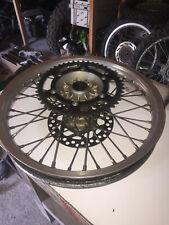 roue arrière 18 poouce kx 125 250 500 1989
