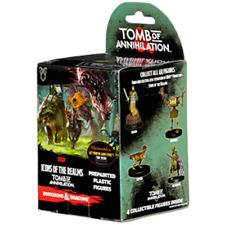 D&d Icons of the Realms Set 7 Tombe de l'annihilation Booster (4 miniatures) Scellé