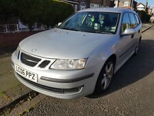 SAAB 9-3 TID AUTO 150BHP 6SPEED 1PREVOIUS OWNER FROM NEW 132K MILES £950 ono