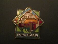 Disney Pins United Kingdom Epcot New