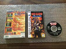 Die Hard Arcade (Sega Saturn) Complete - Tested