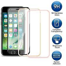 For iPhone 8 7 & Plus / SE 2 (2020) Tempered Glass [FULL COVER] Screen Protector