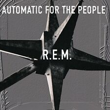 R.E.M. - AUTOMATIC FOR THE PEOPLE - NEW CD ALBUM