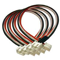4x 2S Balancer Verlängerung Ladekabel JST-XH 20cm 200mm RC Lipo Kabel Akku 7,4V