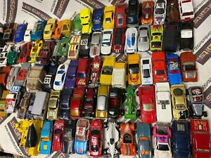 150pcs Large Lot of Old Hot Wheels and Matchbox cars