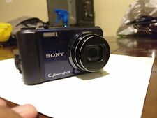Sony Cyber-shot DSC-H70 16.1MP Digital Camera - Blue