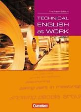Technical English at Work - Second Edition / A2/B1 - Schülerbuch von David Clarke (2009, Set mit diversen Artikeln)