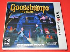 Goosebumps: The Game Nintendo 3DS *New! *Sealed! *Free Shipping!