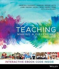 NEW Teaching 4th Edition By Rick Churchill Paperback Free Shipping