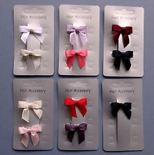 Satin Accessories for Girls