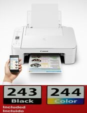 Canon Pixma TS3322 All In One Printer Copy Scan WiFi 🔥🔥WITH INK🔥🔥 Wireless🔥