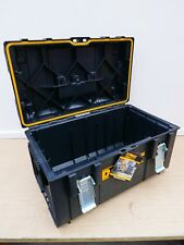 DEWALT DS300 TOUGH SYSTEM CARRYING CASE NO TOTE TRAY 1 70 322