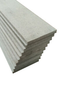 DIY Wall Panelling Strips - 9mm MDF Strips - Wood Wall Paneling - Shaker panels