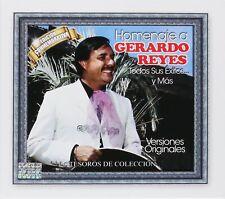 Gerardo Reyes Todos Sus Exitos Versiones Originales 3CDS Nuevo Sellado