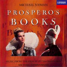 Michael Nyman, Michael Nyman Band - Prospero's Books OST CD
