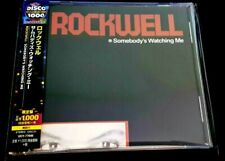 ROCKWELL - Somebody's Watching Me - Japan CD - UICY-77045 (Michael Jackson)