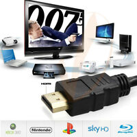 2-Pack 3FT Gold-Plated High Speed HDMI Cable V1.4 1080p 3D Ethernet PS3 XBOX